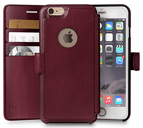 Cheap Wallet Cases iPhone 6 PLUS,6s PLUS Wallet Case | Durable and Slim | Lightweight..