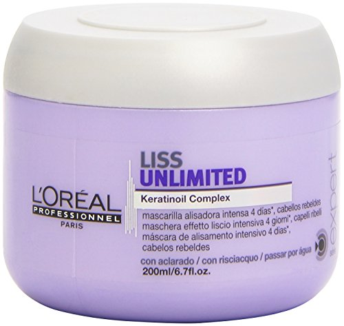 LOreal Unlimited Keratinoil Complex Unisex