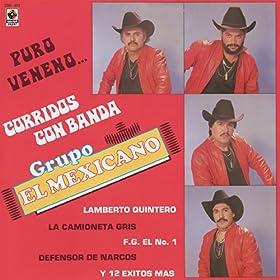 Amazon.com: La Camioneta Gris: Mi Banda El Mexicano: MP3 Downloads