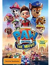 PAW PATROL: THE MOVIE (2021) - DVD
