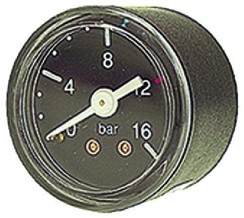 Faema Bomba de presión Gauge 42 mm: Amazon.es: Hogar