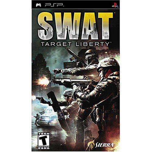 SWAT: Target Liberty - Sony PSP