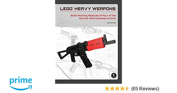 Lego Heavy Weapons Jack Streat 9781593274122 Amazon Books