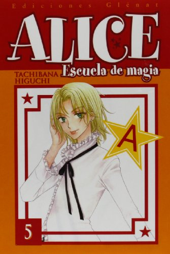 Descargar Libro Alice. Escuela De Magia - Volúmenes 5 A 8 Higuchi