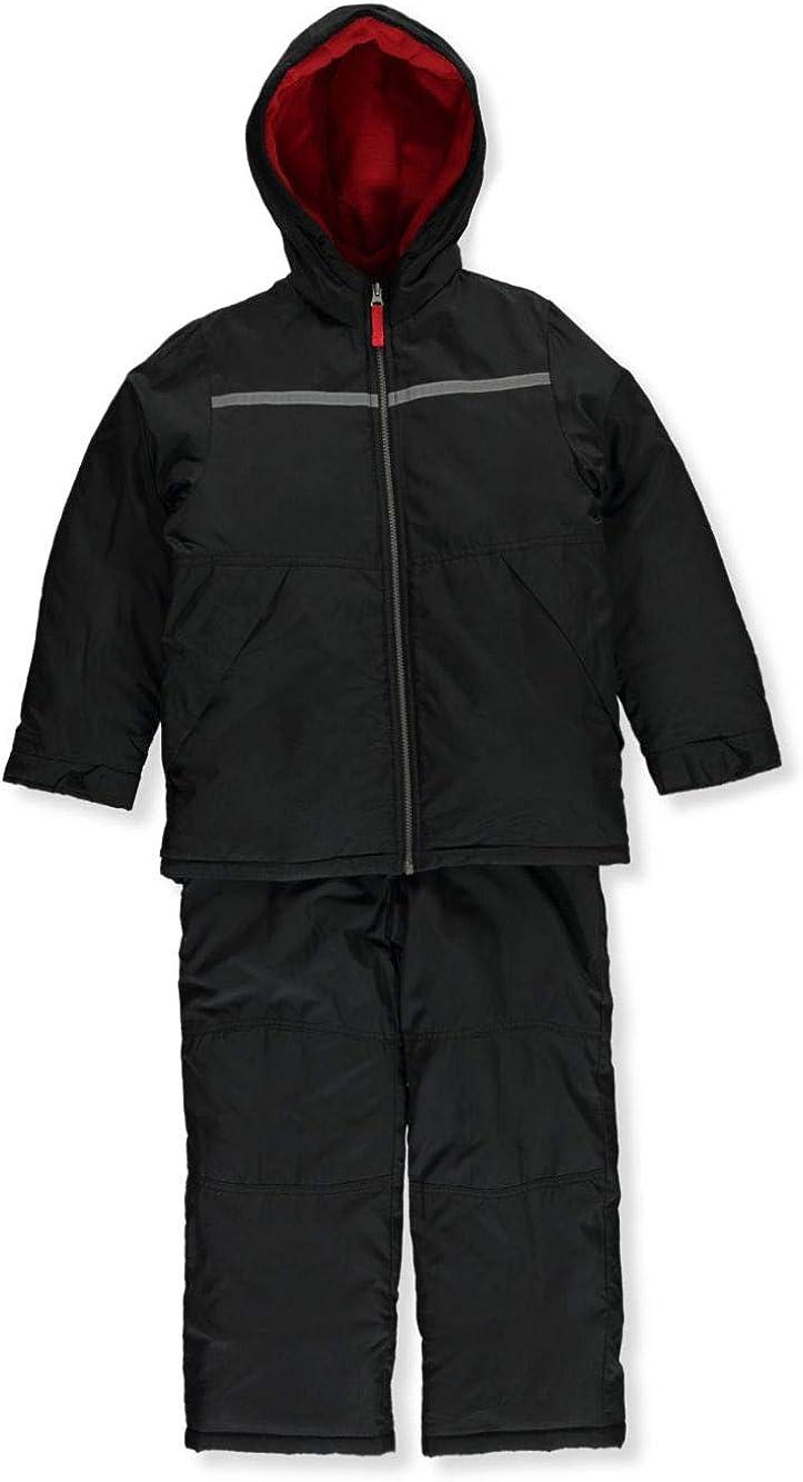 Carters Boys Reflective Stripe 2-Piece Snowsuit