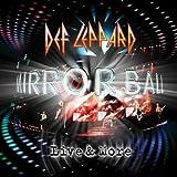 Def Leppard: Mirror Ball - Live & More [Vinyl LP] (Vinyl)