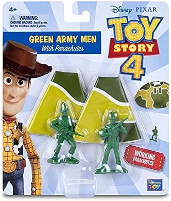 Toy Story Pack de 2 Soldados Paracaidistas (BIZAK 61234251 ...