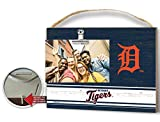 KH Sports Fan Clip It Colored Logo Photo Frame Detroit Tigers