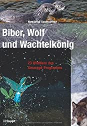 Biber, Wolf und Wachtelkönig: 23 Wildtiere des Smaragdprogramms