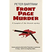 Front Page Murder: A Crampton of the Chronicle mystery