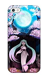 animal ears shirogane usagi Anime Pop Culture Hard Plastic iPhone 5/5s cases