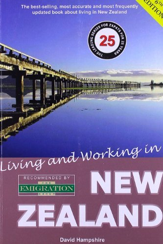 Living and Working in New Zealand: A Survival Handbook (Living & Working in New Zealand) by David Hampshire - Shopping Hampshire New Mall