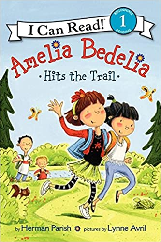 Amelia Bedelia Hits The Trail I Can Read Level 1 Herman Parish