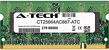Crucial 2GB Kit 2 x 1GB DDR2 667MHz PC2-5300 Non ECC 1.8V Desktop Memory RAM 667