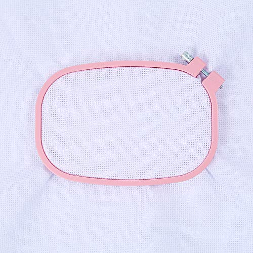 5 Inch 6 Inch 10 Inch 12 Inch 15 Inch Caydo 5 Pieces ABS Plastic Embroidery Hoops Set 5 Color