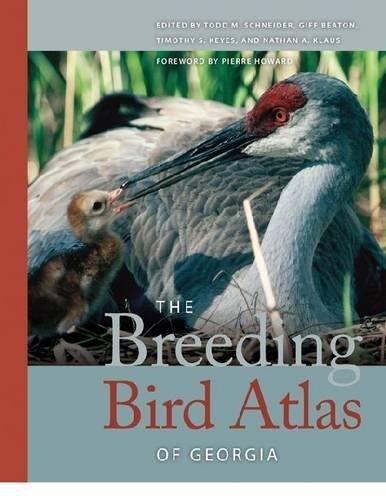 The Breeding Bird Atlas of Georgia