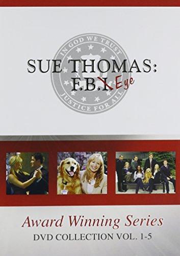 Sue Thomas F.B.Eye Volumes 1-5