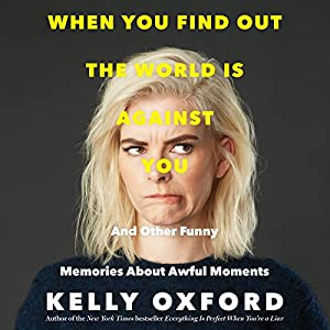 When You Find out the World Is Against You Audiobook
