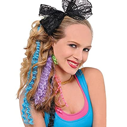 Amazon.com: HAIR EXTENSIONS 80S CRIMPED: