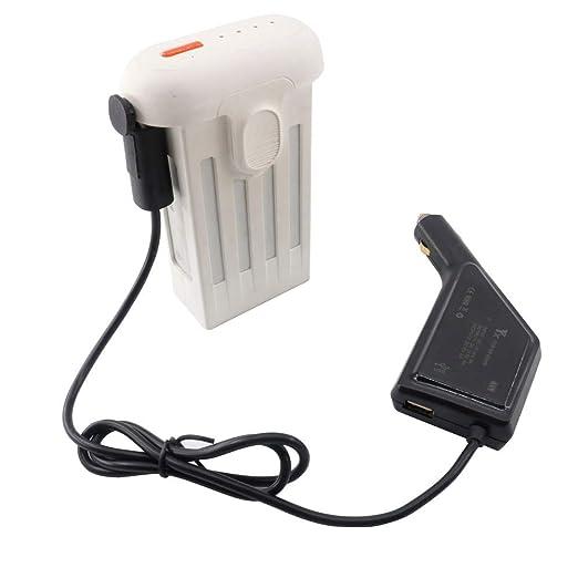 Cargador USB para coche, mando a distancia, cargador para ...