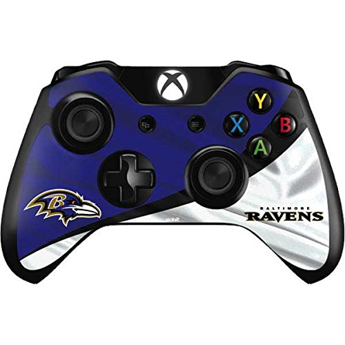 Price comparison product image Baltimore Ravens Xbox One Controller Skin - Baltimore Ravens | NFL X Skinit Skin