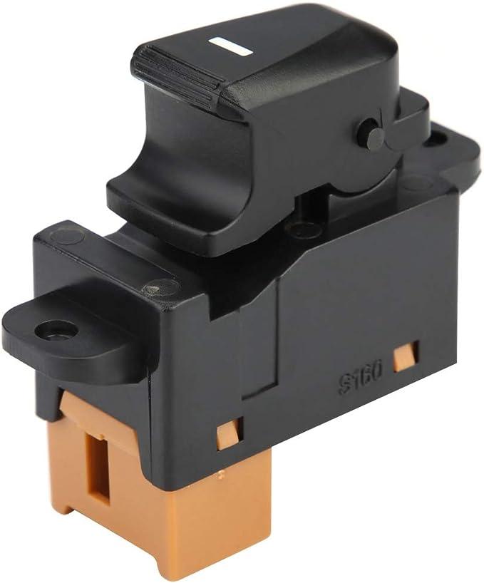 Hlyjoon 2038200110 Coche Delantero Izquierdo Elevalunas El/éctrico Interruptor de Control Maestro Bot/ónes del Interruptor del Lado del Conductor para MB C-Class W203 2000-2008