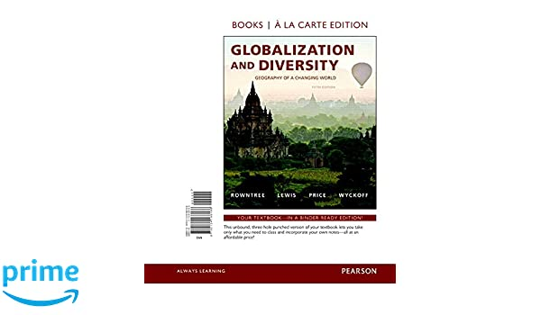 Globalization and Diversity: Geography of a Changing World, Books ...