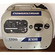 PowerStroke 1700 Running Watts/2100 Starting Watts, Gas Powered Portable Inverter