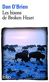 Les bisons de Broken Heart par O'Brien