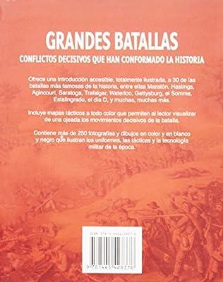 Grandes batallas: Amazon.es: Jorgensen, Christer: Libros
