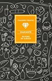 Cuaderno Creativo Diamante Reviews de Quesos (Spanish Edition)
