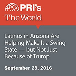 Latinos in Arizona Are Helping Make It a Swing State — but Not Just Because of Trump