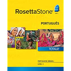 Rosetta Stone Portuguese (Brazil) Level 3 for Mac [Download]