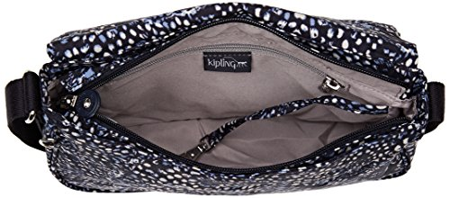 Soft Bag Body Cross Kipling Multicolour Womens Feather z4qXtn1