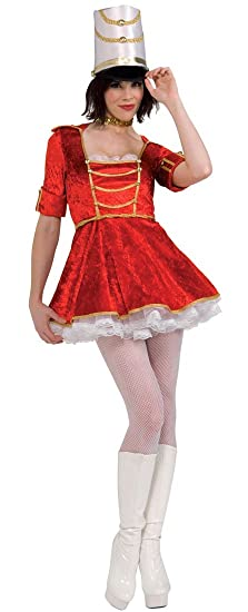 Amazoncom Rubies Womens Toy Soldier Costume Dress Toys Games