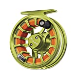 Orvis Hydros SL IV Fly Fishing Reel, Citron (7-9wt)