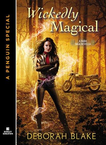 Wickedly Magical (Baba Yaga)
