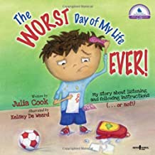 Worst Day of My Life Ever: Book