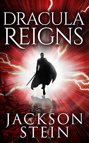 Dracula Reigns Paranormal Thriller Rising ebook product image