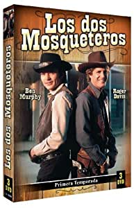 Los dos mosqueteros, Primera temporada [DVD]: Amazon.es