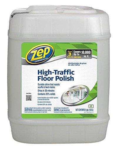 Zep Commercial 1044999 High Traffic Floor Polish 1 Gal