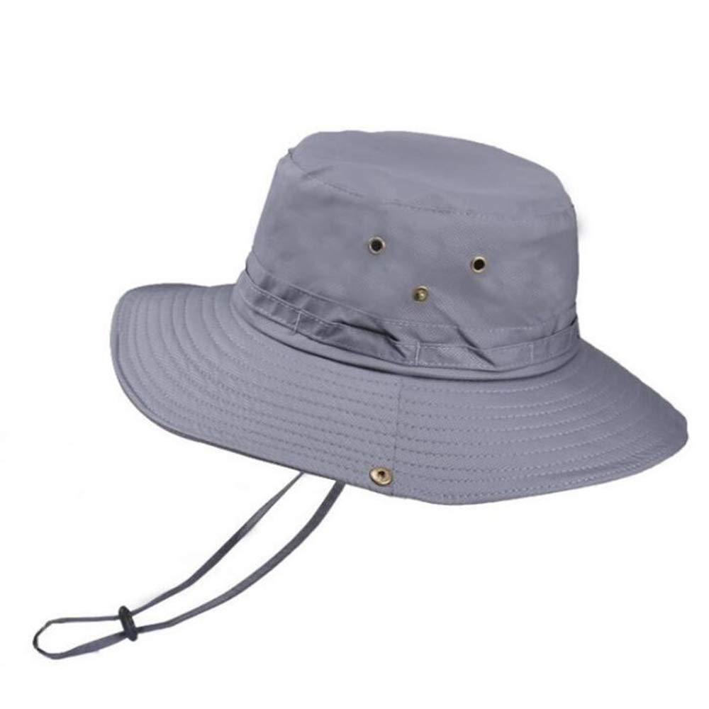 Votre magasin mondial Homme /Ét/é Casquette Chapeau de randonn/ée Femme Chapeau de Soleil Chapeau Classique Anti-UV Casquette Chapeau P/êcheur Chapeau de Seau Pliable