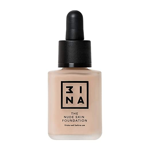 The The Nude Skin Foundation by 3INA travel product recommended by Adina Mahalli on Pretty Progressive.