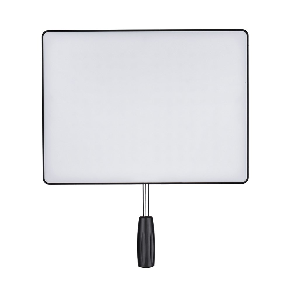 YONGNUO YN600 Air Professional LED Video Light Slim & Light Design 5500K Adjustable Brightness Photography Light CRI≥ 95 Studio Lighting Andoer