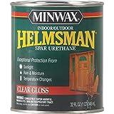 Minwax 43210 Helmsman Spar Urethane Clear Gloss, Pint by Minwax