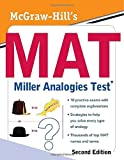 img - for McGraw-Hill's MAT Miller Analogies Test, Second Edition by Zahler, Kathy (June 2, 2010) Paperback book / textbook / text book