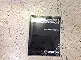 2005 Mazda Miata MX-5 MAZDASPEED MX5 Electrical Wiring Diagram Manual NEW 2005