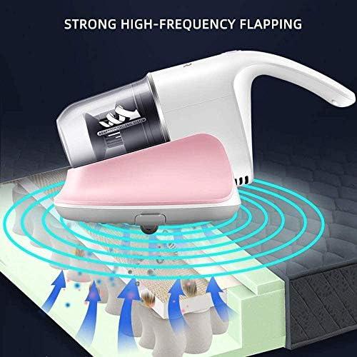 Stérilisation ultraviolette Anti acariens anti-poussière Aspirateur Déshumidification de l\'air Aspirateur de matelas UV portable Taux d\'élimination des acariens 100%