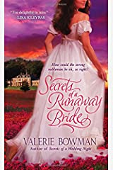 Secrets of a Runaway Bride (Secret Brides, #2) Mass Market Paperback