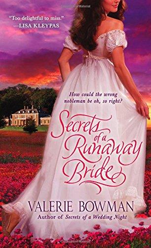 book cover of Secrets of a Runaway Bride